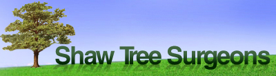 Shaw Tree Surgeons logo